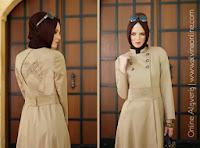 Alvina 2014 Kışlık Pardesü ve Kaban Modelleri