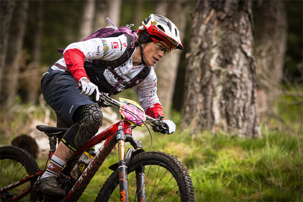 2015 Enduro World Series: Tweedlove, Scotland - Results Tracey Moseley Wins