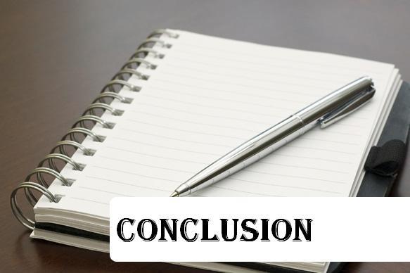 keputusan akhir dari pertimbangan
