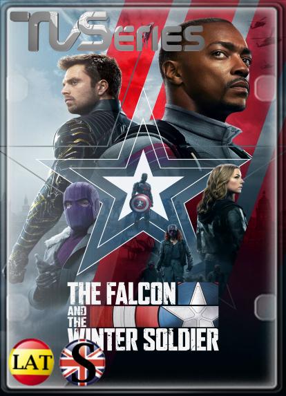 Falcon y el Soldado del Invierno (Temporada 1) WEB-DL 1080P LATINO/ESPAÑOL/INGLES