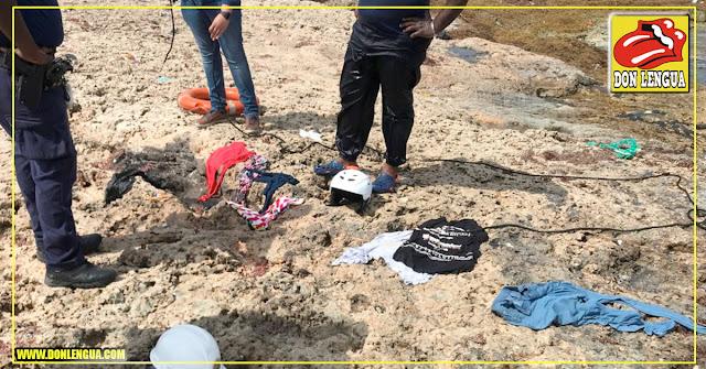 Encuentran 6 cuerpos de balseros venezolanos en costas de Curazao