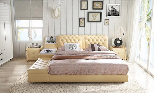 Địa chỉ mua giường ngủ hiện đại nhập khẩu tin cậy nhất