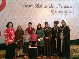 Salsabila Community Hadir di Sumsel