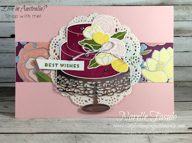 Sweet Soiree Product Suite - Make the most amazing special event projects with these gorgeous products - get  yours here - https://www3.stampinup.com/ECWeb/products/301024/sweet-soir%C3%A9e?dbwsdemoid=4008228