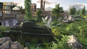 World Of Steel Tank Force Mod Apk v1.0.7 (Unlimited Money) Terbaru