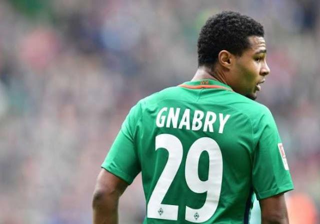 Serge Gnabry Resmi Tandatangani Kontrak Berdurasi Tiga Tahun Bersama Bayern Munich