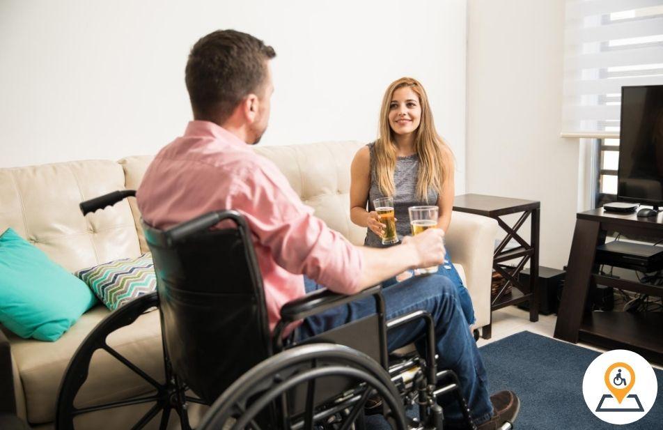 Por que o deficiente não consegue uma namorada?