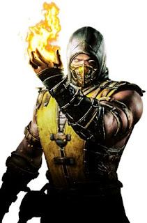 Gambar Mortal Kombat terbaik HD