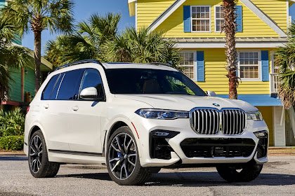 2020 BMW X7 xDrive40i Review, Specs, Price