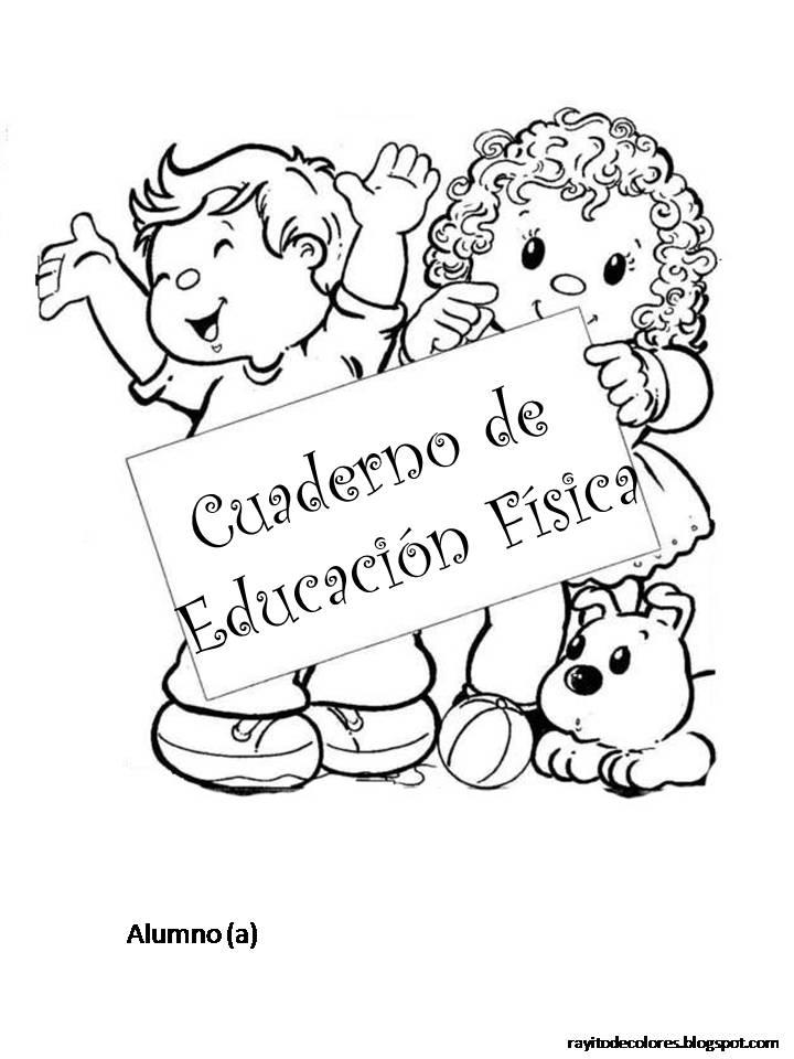 Imagenes De Educacion Para Colorear