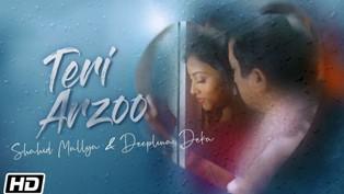 Teri Arzoo Lyrics - Shahid Mallya & Deeplina Deka