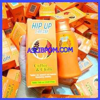 hip up cream asli aman dan tidak bahaya