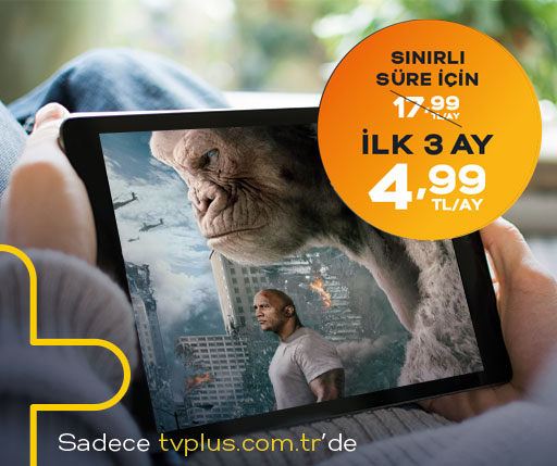 Turkcell TV Plus Premium İlk 3 Ay 4,99 TL