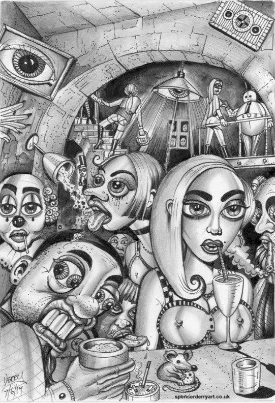 Surrealistic Art For Sale