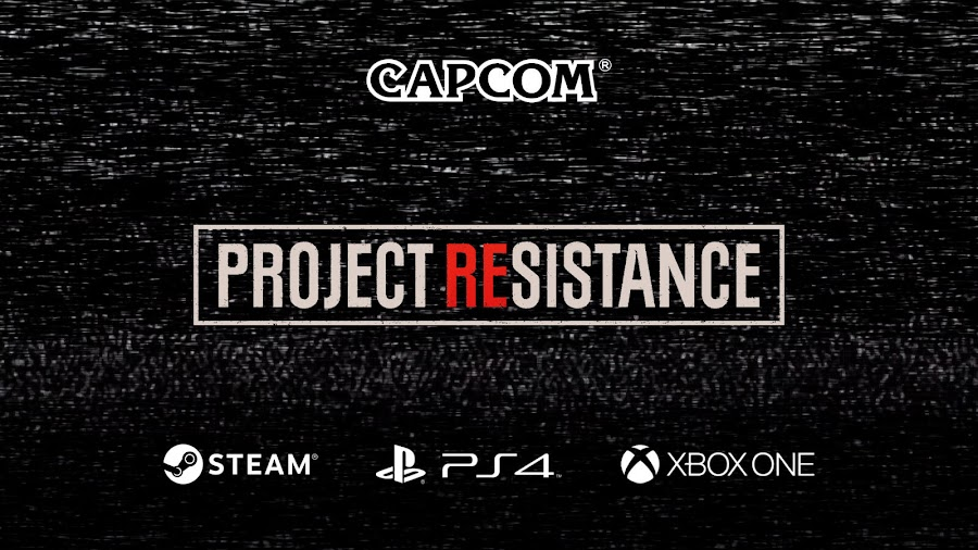 resident evil project resistance game capcom tokyo game show 2019