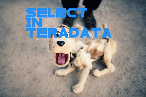 select in teradata