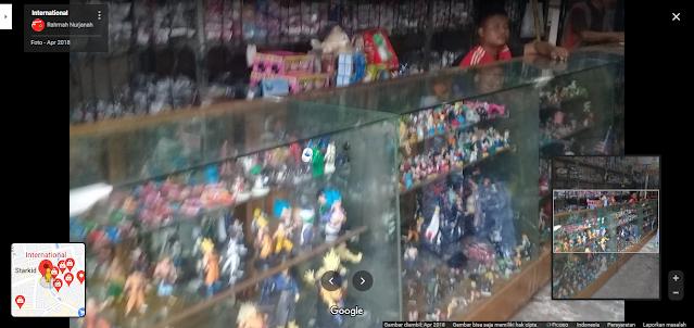 Dampak Pandemi, 3 Toko Mainan Di Asemka Tutup