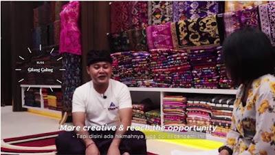 Peduli Seniman dan Pengrajin Bali We Love With Love