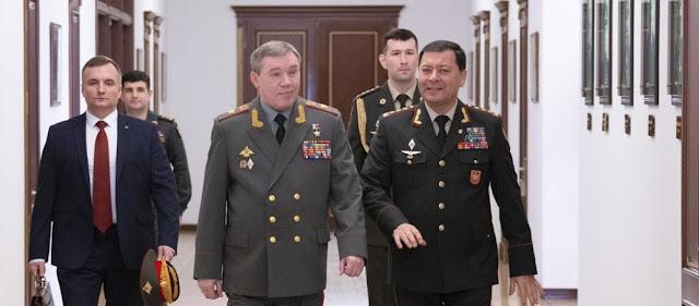 Συνελήφθη ο Aρχηγός ΓΕΕΘΑ του Αζερμπαϊτζάν