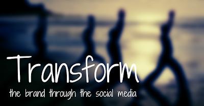Transform the social media