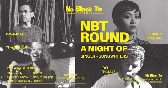 NBT ROUND A NIGHT OF A SINGER - SONGWRITERS