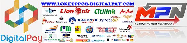 Loket PPOB Digital Pay