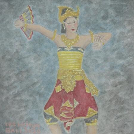 Yudapati Dance, Tari Yudapati Bali