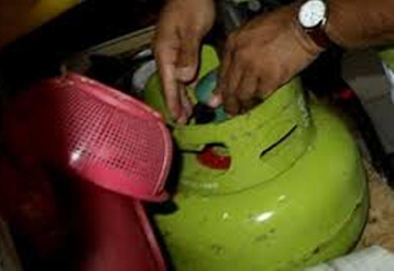 Ditinggal Salat, Gas 3 Kilo Lenyap Digondol Maling
