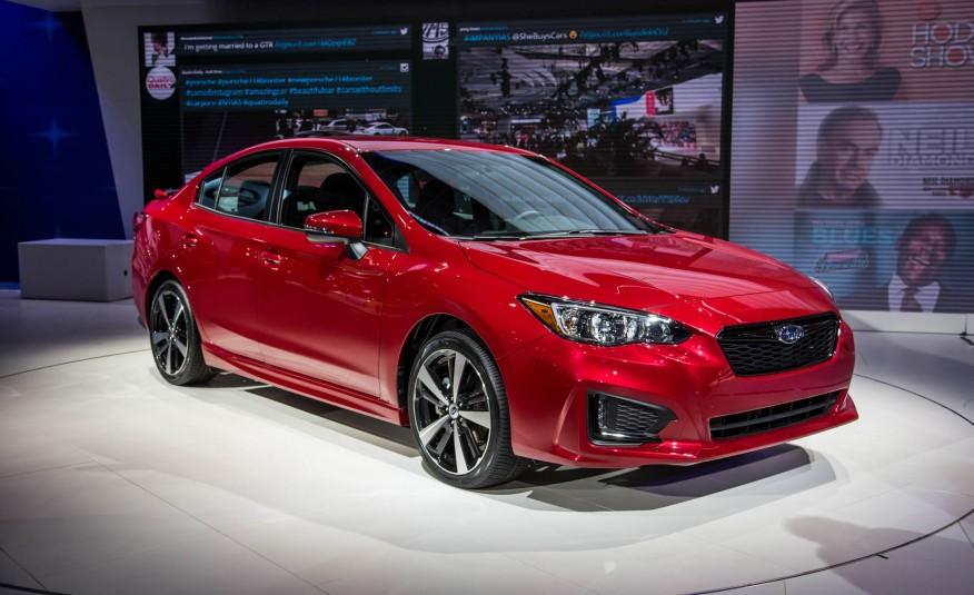 Xem đánh giá Subaru Impreza