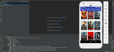 MOVIE DB APPLICATION USING ANDROID STUDIO WITH SOURCE CODE