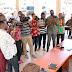 Waziri Biteko azungumza na wafanyabiashara wa Madini