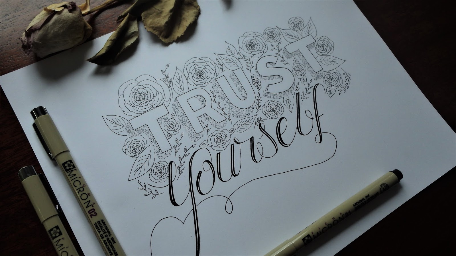 Trust, that 5 letter word we all seem to struggle with. It may be a lack of trust in your friends, family, co-workers, or lover. It can also be a lack of trust in ourselves and the decisions we make that effects our lives.