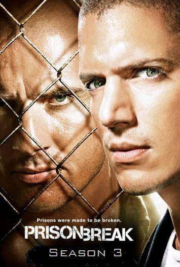 Prison Break Temporada 3 Completa HD 720p Latino Dual