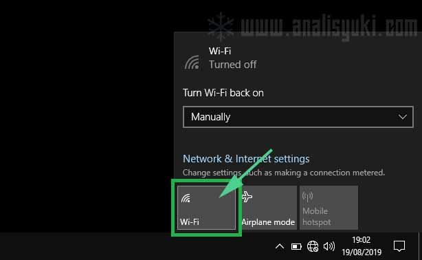 Mengatasi Wifi Tidak Terdeteksi di Windows 10