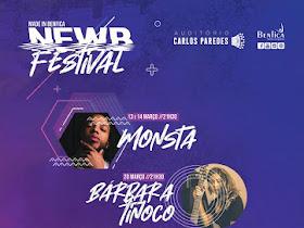 Cartaz Festival da Juventude 2020 em Benfica