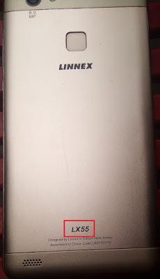 Linnex LX55 Flash File