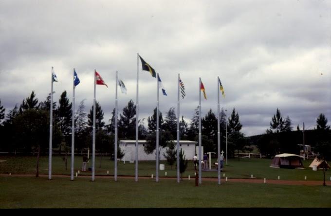 I CAMPORI UNISUL 1979 - Cruzeiro do Sul em fotos