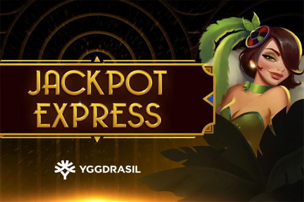 ULASAN SLOT JACKPOT EXPRESS (YGGDRASIL) | RTP 96,20%