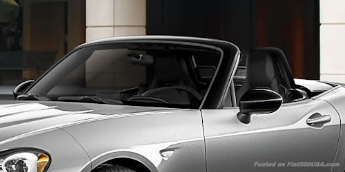 Fiat 124 Spider Urbana Edition Trim