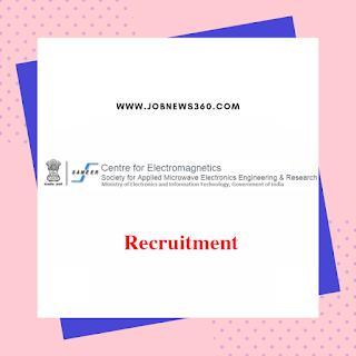 SAMEER Chennai Recruitment 2020 for Research Scientist & Project Assistant