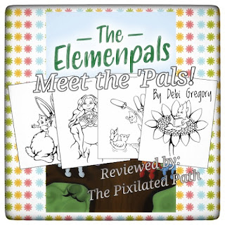 Pixie Book Review: The Elemenpals: Meet the 'Pals by Debi Gregory