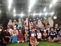 Tutup Kegiatan Ramadhan Tahun ini, DPP PERMATA Gelar Santunan & Buka Puasa Bersama Anak Yatim di Konco Cafe Tanjungbalai