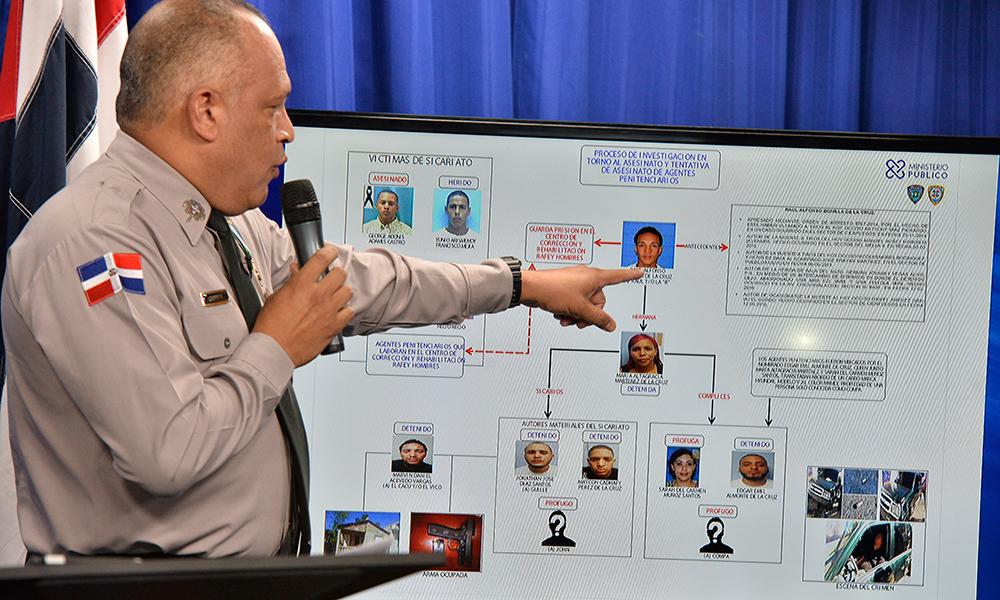 Recluso pagó $150 mil pesos para matar agente penitenciario en Santiago