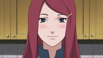 อุซึมากิ คุชินะ (Uzumaki Kushina) @ Naruto