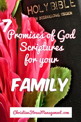7 Promises of God Scriptures for your Family