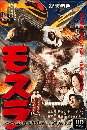Mothra [1080p] [Latino-Ingles-Japones] [MEGA]