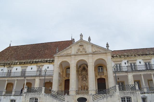 Coimbra a famosa cidade por sua universidade