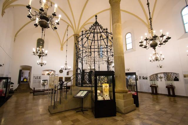 Sinagoga vecchia e museo ebraico-Kazimierz-Cracovia