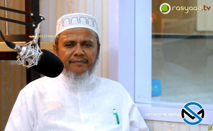Frekuensi Channel Terbaru Rasyaad TV di Telkom 4